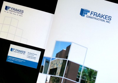 Frakes Construction Business Pack