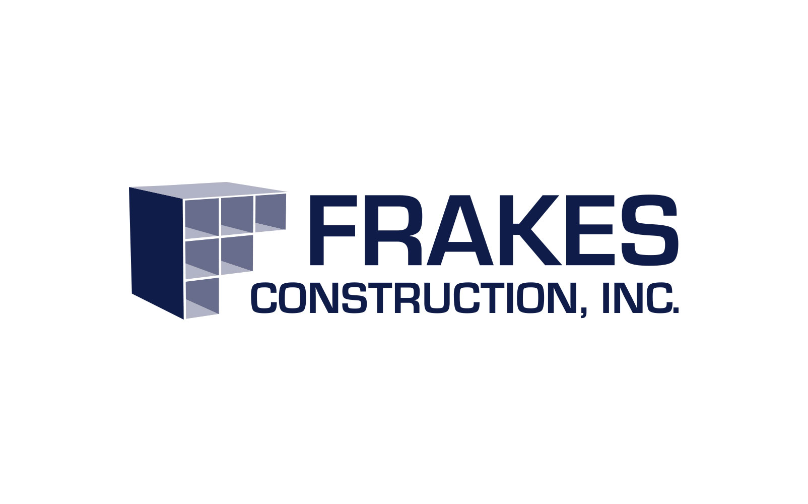 Frakes Construction | General Contractor |Logo Design