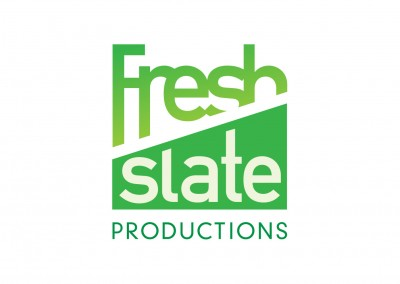 Fresh Slate Productions | Event Management | Logo Design