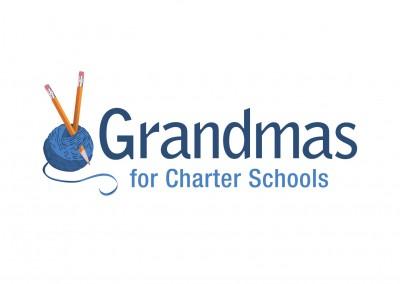 Grandmas for Charter Schools | Logo Design