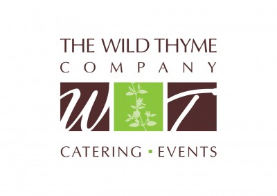 The Wild Thyme Company | Catering | Logo Design
