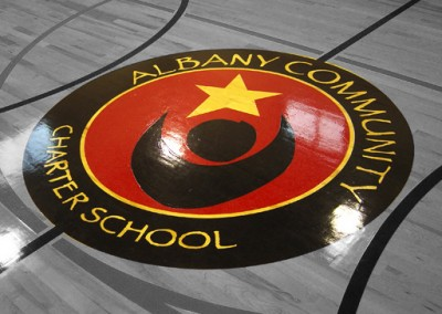 ACCS Gym Graphics