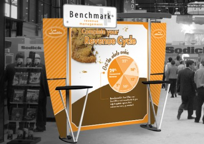 Benchmark Booth Design