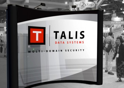 Talis Pop-up Booth Design