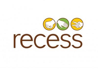 Recess | Gourmet Food Truck | Logo Design